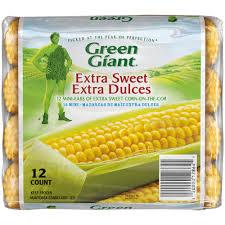 Green Giant Mini Ears of Corn