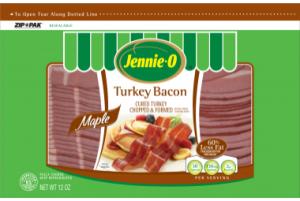 Jennie O Maple Turkey Bacon