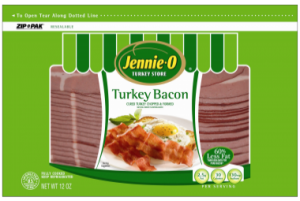 Jennie O Turkey Bacon