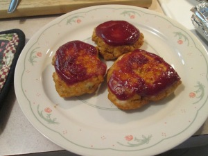 Mini Turkey Meat Loaf 003