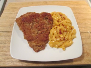 Orange Roughy Fillet Mac and Cheese 002