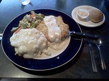 Blue-plate special in Mullan, Idaho