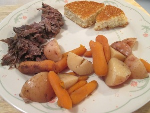 Crock Pot Yankee Pot Roast 011