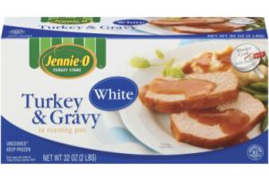Jennie - O White Turkey & Gravy