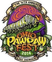 Ohio pawpaw fest