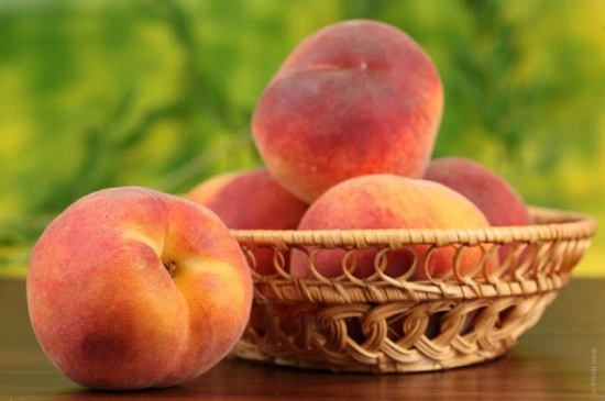 Peaches are Full of Goodness