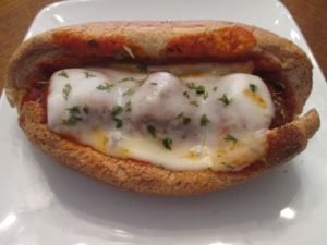 Turkey Meatball Sub 005