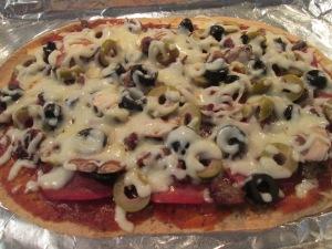 Flatbread Flatout Pizza 003
