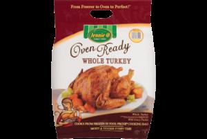 JO Whole Turkey