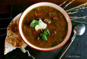 Prairie Harvest Green Chili Stew