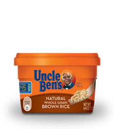 UNCLE BEN'S® Whole Grain Brown Rice Cup