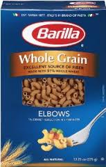 Barilla Whole Grain Elbow Pasta
