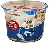 Betty Crocker Creamy Butter Mashed Potatoes