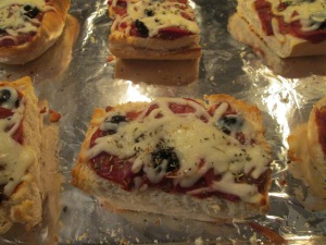 French Bread Pizza 006