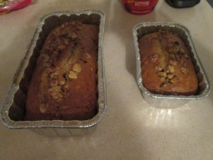 Nut Quick Bread 001