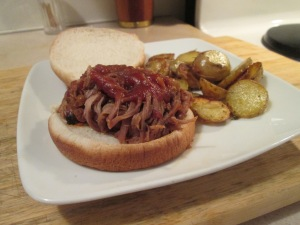Pulled Pork BBQ Sandwiches 009