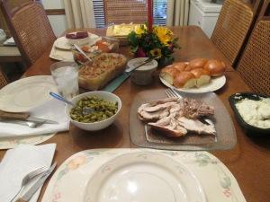 Thanksgiving Day Dinner 2014 005