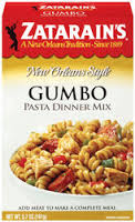 Zatarain's New Orleans Style Gumbo Pasta Dinner Mix