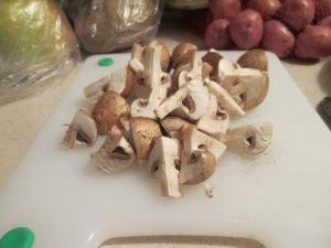 Chicken and Mushrooms 002