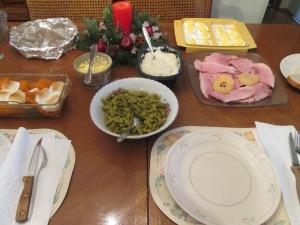 Christmas Dinner 2014 005