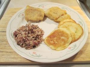 Haddock Potato Cakes Multi Grain 005