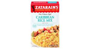 Zatarain's Caribbean Rice Mix
