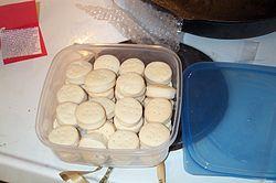Beaten Biscuit