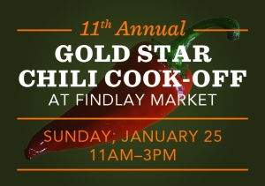 Gold Star Chili Cook off