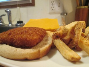 Gorton's Fish Fillet Sandwich 004