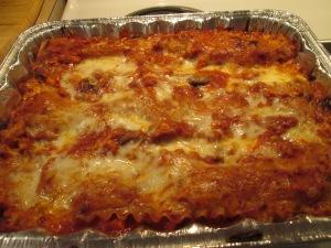 Healthy Harvest Turkey Lasagna