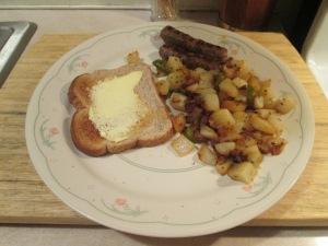 Jalapeno Potatoes Turkey Sausage