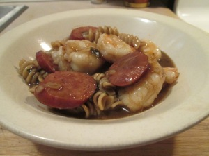 Shrimp and Andouille Sausage Gumbo 008