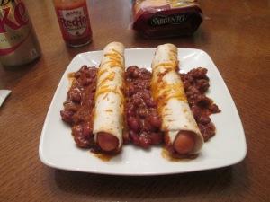 Chili Dog Casserole 013