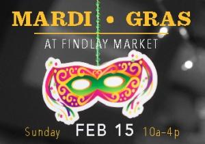 Findlay Market Mardis Gras