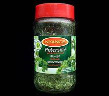 Freeze-dried parsley