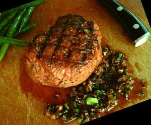 Mesquite Grilled Tenderloin Steaks