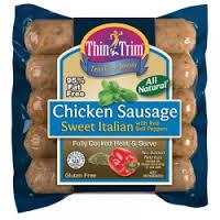 Thin n trim sweet Italian