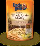 UNCLE BEN'S® WHOLE GRAIN MEDLEY™ Brown &Wild