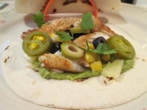 Blackened Tilapia Tacos 010