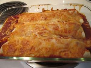 Chicken Enchiladas 007