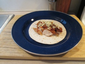 Chipotle Honey Roasted Chicken Fajitas 006