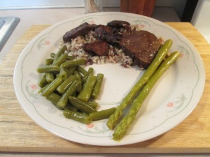 Marinated Buffalo Sirloin Tips 006
