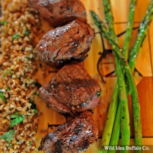 Wild Idea Buffalo Tenderloin Tips