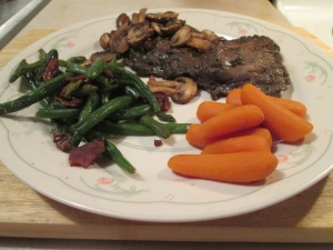 Columbian Flat-Iron Steak 012