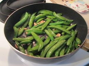 Cumin Spiced Pork Chops Potatoes Snap Peas 001