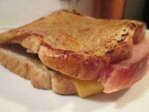 Grilled Ham and Cheese Squash 004