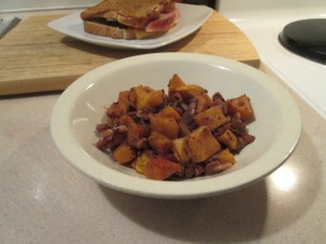 Grilled Ham and Cheese Squash 005