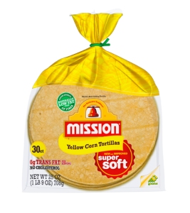Mission Yellow Corn Tortillas