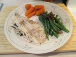 Pan Seared Rainbow Trout006