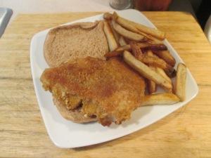 Pnko Crusted Cod Sandwich 005